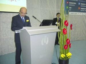 Pozdravni govor direktorja g. Henrika Dvoršaka