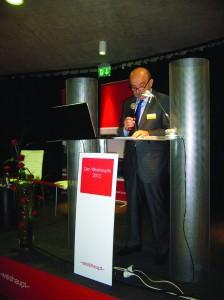 Pozdravni govor direktorja, g. Henrika Dvoršaka