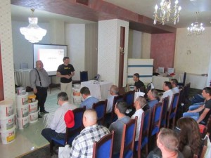 Majski seminar JUB Akademije v Oradei in Craiovi v Romuniji.