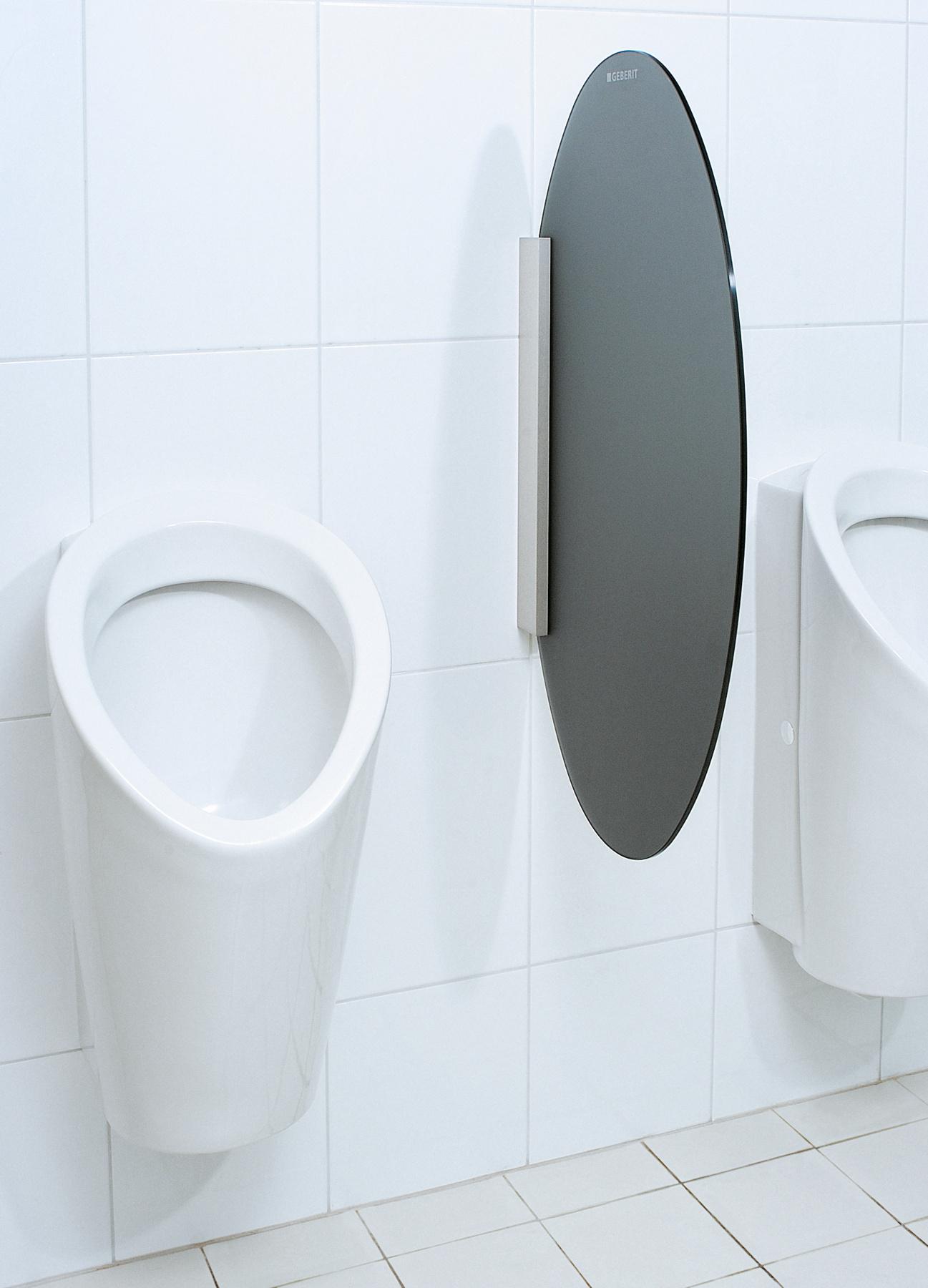 Urinal partition, grey No. 2_bigview_${01456738}