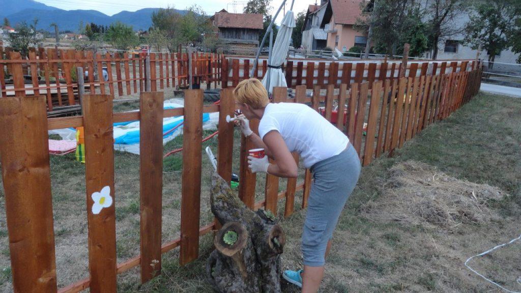 Foto 3- DZK_prenova lesene ograje