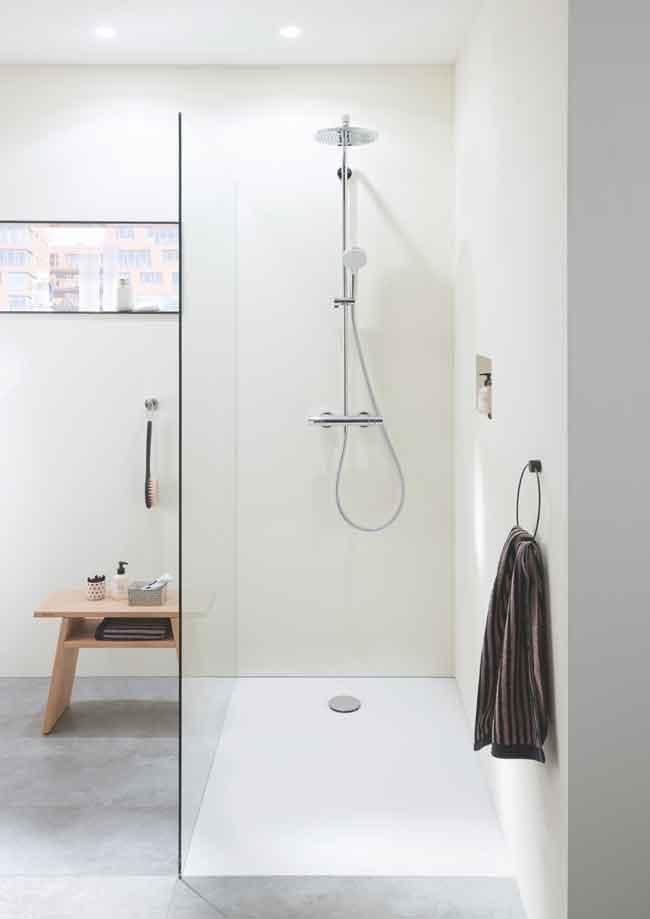 Eleganten dizajn in preprosta vgradnja