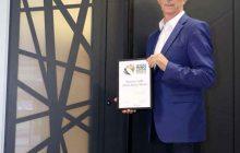 AJM zmagovalec German Innovation Award 2021
